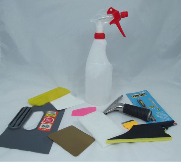 Window Film Installation Tool Kits